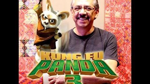 Kung Fu Panda 3 - Las voces detrás del doblaje 2 (HD)