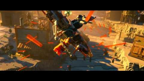 """LA GRAN AVENTURA LEGO - Unidos 15"""" Doblado HD - Oficial de Warner Bros"""