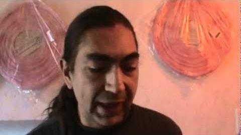 La Guarida de Seiya - Armando Larumbe (Aioros de Sagitario)