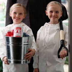 Emma y Amy Fogerty en <a href=