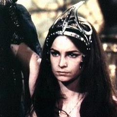 La Princesa en el doblaje original de <a href=