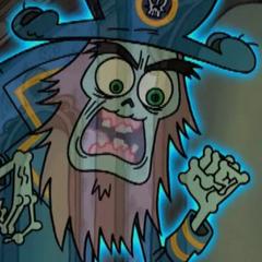 Señor Fantasma Pirata en <a href=