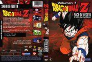 Dragon Ball Z Saga De Vegeta Volumen 01 Region 1 4 Por Oagf AMP - dvd