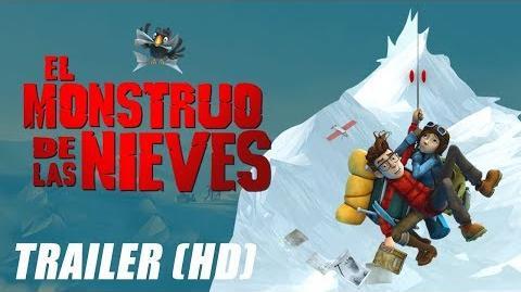 El Monstruo de las Nieves (Mission Kathmandu) - Trailer Doblado HD