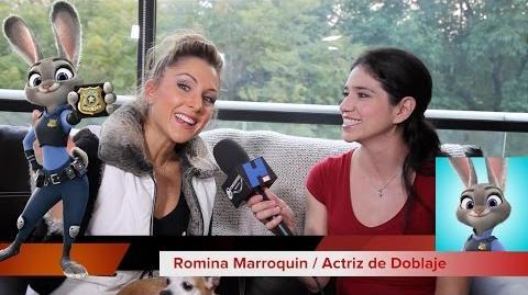 Entrevista con Romina Marroquin