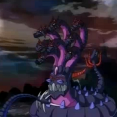 Bakugan legendario Darkus Exedra en <a href=