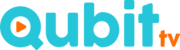 Logo qubit azul