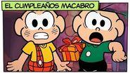 Mónica y sus Amigos El cumpleaños macabro