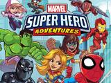 Marvel: Aventuras de Súper Héroes