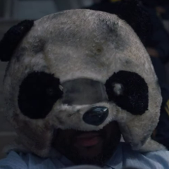 Panda en <a href=