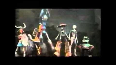 Robots Tv Spot 1 Español Latino (2005)