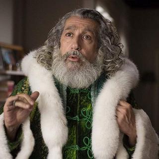 Santa Claus en el tráiler de la película francesa <a href=