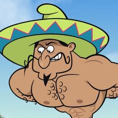 Shogun Sanchez en <a href=