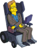 Stephen Hawking (Simpsons)