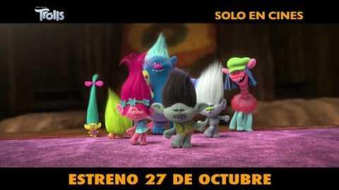 TROLLS Estreno en Centro América 27 de octubre