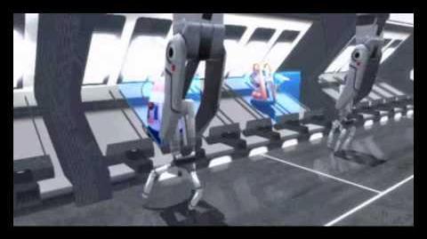 Wall-E (game cutscenes) (pc)