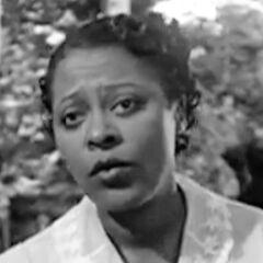 Lulu (Frances Curry) también en <a href=