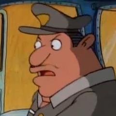 Conductor de autobús también en <a href=