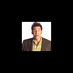 Cosmo Kramer en el redoblaje de <a href=
