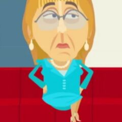 Michelle Bachelet en <a href=