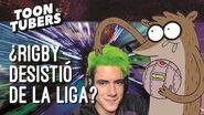 TOONTUBERS ENDGAME ¿DONATO SALVARÁ A RIGBY? Toontubers Cartoon Network