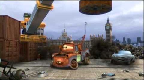 Cars 2 - Escuela de Espías - Simulación Secreta en Londres
