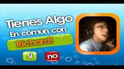 """Conoce a los personajes Paolo Campos """"Richard"""" - Richard y Tony"""