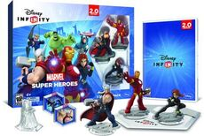 Disney Infinity 2.0 Pack Coverart