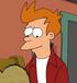 Fry en la gran pelicula de bender