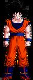 Goku traje nuevo