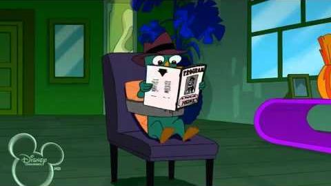 Si A Mi Maestra Impresiono - Phineas y Ferb HD