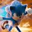 Sonic corriendo de una Explosion