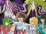 Los Caballeros del Zodiaco: La saga de Hades