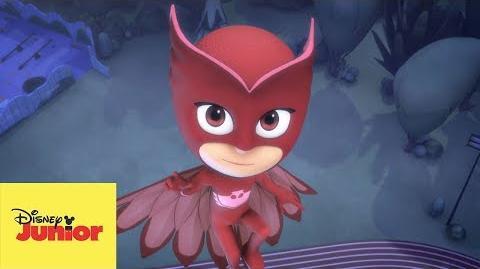 Ululette Improvisa - PJ Masks- Héroes en Pijamas