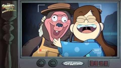 Corto 5 Dipper los guía lo inexplicable - El diente (Español Latino)