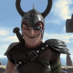 Dagur, el desquiciado en <a href=