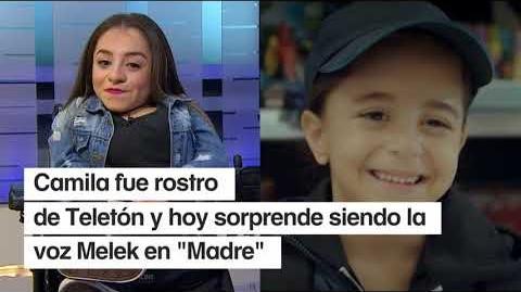 "Habla chilena que dobla a niña protagonista de teleserie turca ""Madre"""