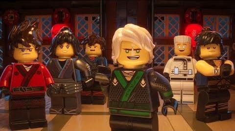 LEGO® NINJAGO® - Trailer 2 - Oficial Warner Bros