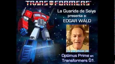 La Guarida de Seiya - Entrevista a Edgar Wald (Parte 1)