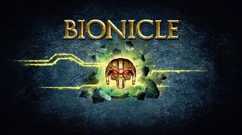 Opening Bionicle Una aventura épica (Journey to One)