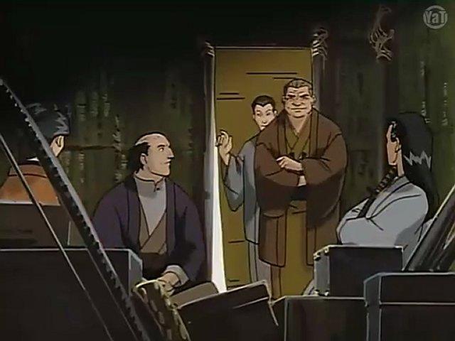 Samurai X 17 - Marimo, la bala humana-0