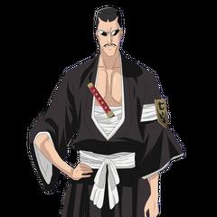 Tetsuzaemon Iba (2ª voz) en <a href=
