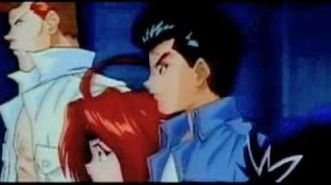 YuYu Hakusho Los Invasores del Infierno en Toonami (2006)