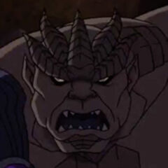 Black Dwarf en la serie animada de <a href=