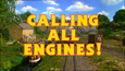 Calling All Engines! logo