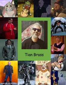 Collage de Tian
