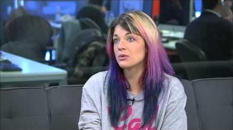 """Daniela Aita """"Hoy los adolescentes están en Internet"""""""