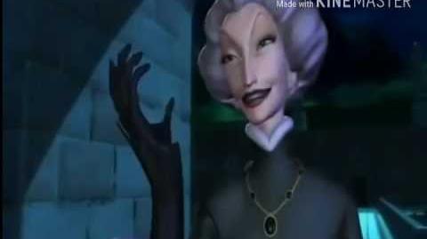 """Greta (8 9) """"Barbie como Rapunzel"""""""