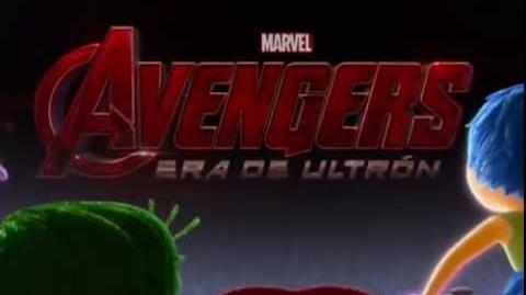 Intensa mente - Viendo el tráiler de Avengers Era de Ultrón - Español Latino