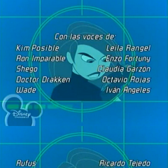 Creditos de doblaje (2a y 3a temporada)